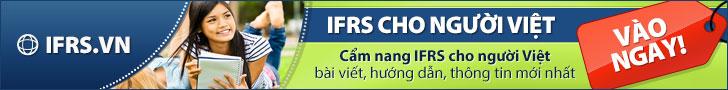 Cẩm nang IFRS cho người Việt